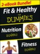 Fit and Healthy for Dummies cover